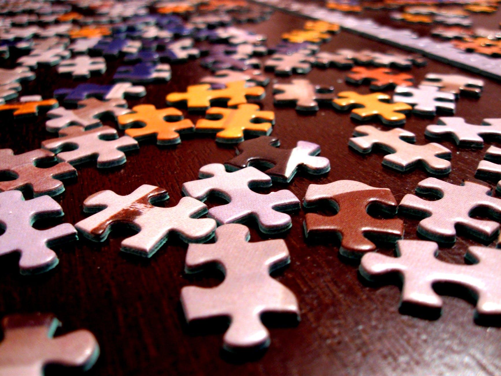 assemble challenge combine creativity