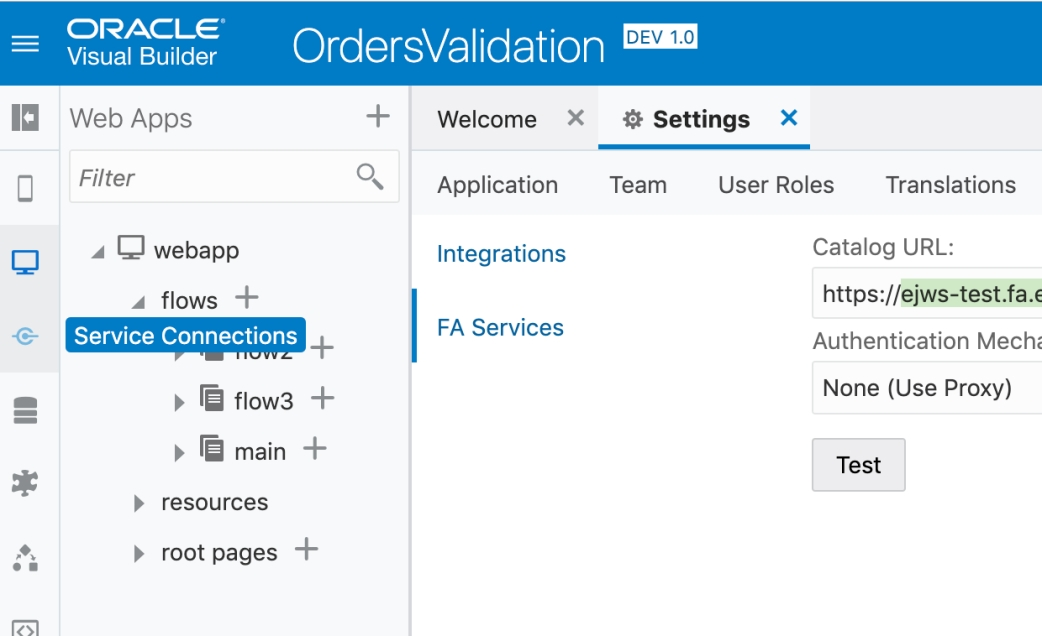 Oracle SaaS Stories: Creating a Custom App Extension with Visual